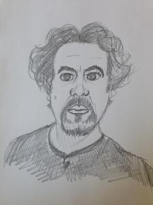 Self Portrait: Daddy #sketch52