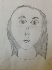 Self Portrait: Girly #sketch52